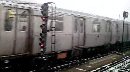 ნიუ იორკის მეტრო