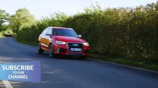 Audi RS Q3 2014 დრაივ ტესტი