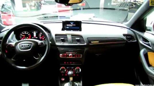 2015 Audi Q3 TFSI Quattro