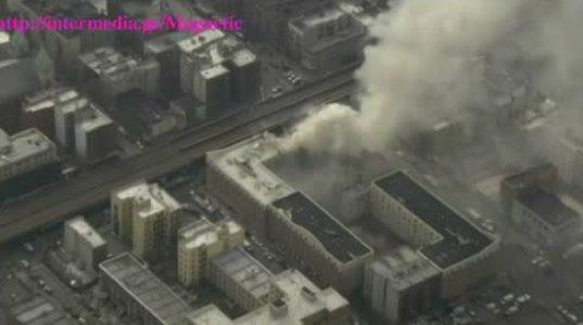 აფეთქება ნიუ იორკში, მანჰეტენზე.