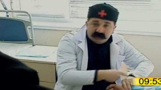 ია ექიმი - პაატა გულიაშვილის ვიდეოანეკდოტი