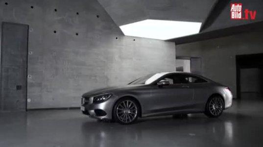 """""""საუკეთესო ან არაფერი""""-Mercedes S-Klasse Coupé"""