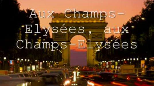 Joe Dassin - Champs Elysées