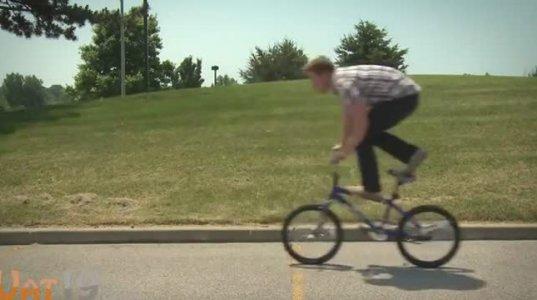 ''Turbo'' ველოსიპედი მაგარია ძალიან