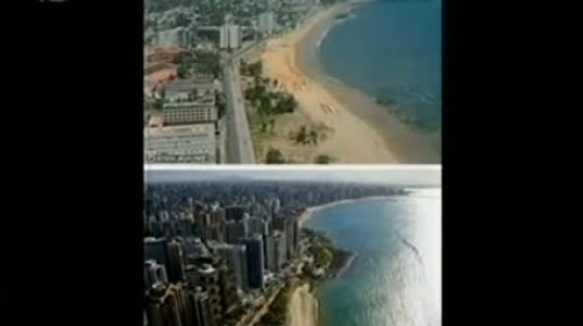 როგორ იცვლიდა სახეს მსოფლიოს დიდი ქალაქები დროთა განმავლობაში