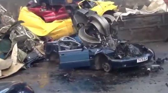 BMW - ს ფანებო ეს ვიდეო თქვენ აგატირებთ