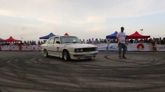 Drift BMW–ს მე–3 საერთაშორისო ფესტივალი