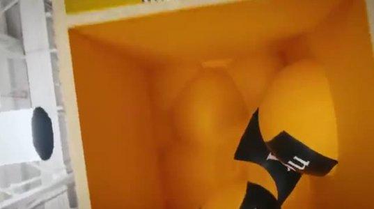 ძალიან უცნაური კლიპი-OK Go - The Writing's On the Wall