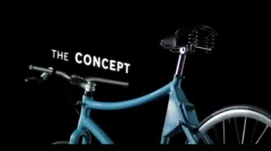 SAMSUNG -ის ჭკვიანი ველოსიპედი მანქანას ლაზერით აიცილებს