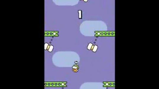 SWING COPTERS -ახალი თამაში  Flappy Bird-ისგან