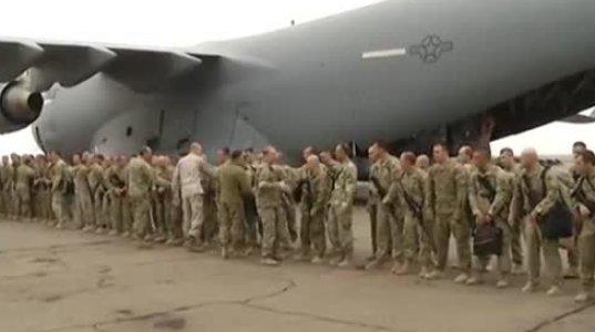 ავღანეთიდან ქართველი სამხედროების მორიგი ნაკადი დაბრუნდა