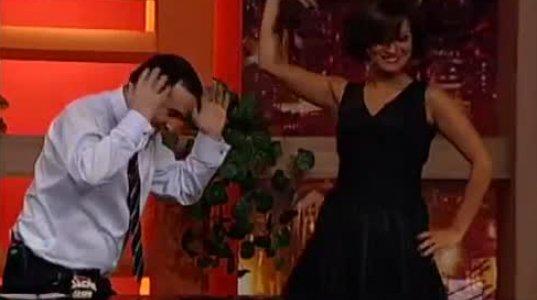 The ვანო'ს Show: ნინო ჩხეიძის სიმღერა
