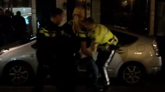 პოლიციის ძალადობა