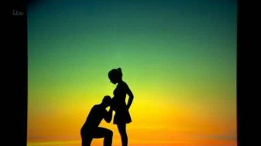 სიყვარული, ემოცია და აცრემლებული ჟიურის წევრები, დარბაზი ფეხზე დააყენეს
