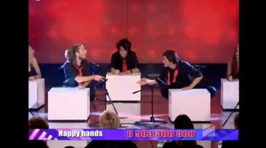 happy hands – საოცარი შესრულება
