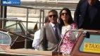 ქორწილის ამსახველი კადრები ვენეციიდან